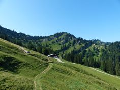 Hochgrat, Oberstaufen, Bayern