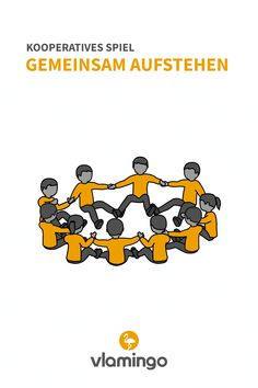 Cooperative exercise: get up together - This exercise is not as easy as it looks. All players hold hands and stand up together. Kindergarten Portfolio, Brain Gym, Premature Baby, Get Up, Social Skills, Baby Wearing, Coaching, Preschool, About Me Blog