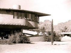 UPDATE: Save A Frank Lloyd Wright! Sign the Petition Now! | ArchDaily Residential Architecture, Amazing Architecture, Architecture Design, Frank Lloyd Wright Buildings, Usonian, Radiant Floor, Interior And Exterior, Interior Design, Ideal Home