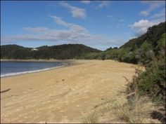 wandern in Neuseeland: Abel Tasman Great Walk
