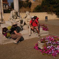 Stone Pilgrims and Stone Tired Pilgrims