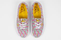 "The Beatles x Vans ""Yellow Submarine"" Collection"