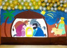 Mauriquices:Cenário de Natal