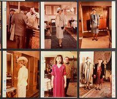 Vare: 3610354Matador. TV-serie DR. Kostumetegninger samt kostume fotografier