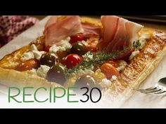 Tomato Feuilleté – Easy Meals with Video Recipes by Chef Joel Mielle – RECIPE30