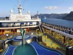 3. Bästa kryssning för priset Costa Cruises Spännande kryssningsdestinationer i sol och värme, utan att behöva flyga så långt, till ett lågt...