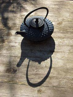 tetsubin, a Japanese teapot