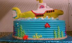 Submarine cake Farm Cake, Home Meals, Lush Garden, Bread Baking, Indoor Plants, Sweets, Cakes, Handmade, Bread Making