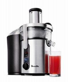 Multi-Speed 900-Watt Juicer,stainless-steel juice extractor with 5 speeds