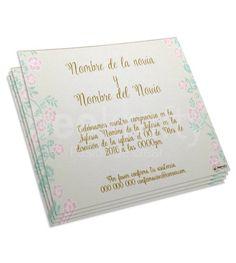 ¿Estas pensando en las tarjetas para tu boda? Aquí conseguirás plantillas ya listas para editar e imprimir o si lo prefieres también puedo diseñártela como quieras. Consíguelas en www.beekrafty.com en la sección de Tarjetas de Boda. #beekrafty #pasionporcrear