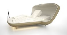 Futuristic Bed: Sleeping Tomorrow by Designer Axel  Enthoven --Image 2