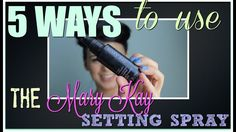 5 Ways to Use Your Mary Kay Makeup Setting Spray - YouTube