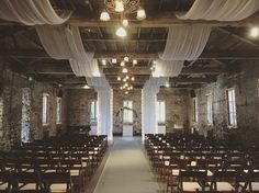 Grateful for weddings at the @minersfoundry keeping us busy all winter long!!! And we just debuted our 50' Wool Felt Aisle Runner along with our Sheer Chiffon Drapes with Ceremony Cafe Lights  Pretty  Pretty Pretty  #tinrooffarmhouse #specialtyrentals #handmaderentals #winterwedding #minersfoundrywedding #goldcountrywedding #nevadacitywedding #mountainwedding #weddingdecor #weddingdecorrentals #tinrooffarmhouserentals