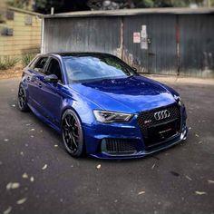 "11.7k Likes, 45 Comments - Audi Fan Page (@audi_official) on Instagram: ""#Audi #S3 #Sedan #8V - - - - - - Follow my Partner @sensationcars - - - - - - Picture by…"""