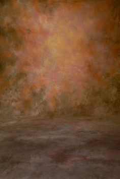 Abstract Backdrop Red Yellow Old Master Photo Background MR-2155