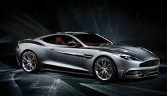 My Aston Martin Vanquish
