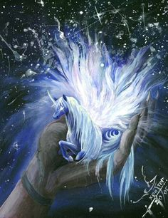 Unicorn Fantasy Myth Mythical Mystical Legend