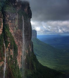 The Lost World by dgc4rter, via Flickr; Canaima National Park, Venezuela