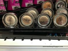 Spotted: Maybelline Limited Edition Spring 2014 Dare To Go Nude Collection (pic heavy)