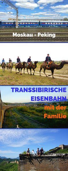 Transsibirische Eisenbahn mit drei Teenagern: ein Interview