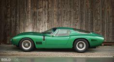 ❦ 1968 Bizzarrini 5300 GT Strada