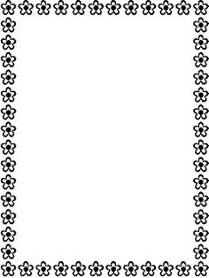 Discover recipes, home ideas, style inspiration and other ideas to try. Boarder Designs, Page Borders Design, Printable Lined Paper, Printable Crafts, Free Printable, Borders For Paper, Borders And Frames, 3d Paper Snowflakes, Wedding Album Layout