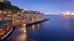 Sydney, Australia. Hotel Park Hyatt.