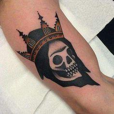 Tattoo Inspiration: Santa Muerte.