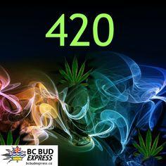 Celebrate 420 with BC Bud Express! Order Now --> https://bcbudexpress.ca/  #BCBud #Bud #Cannabis #Marijuana