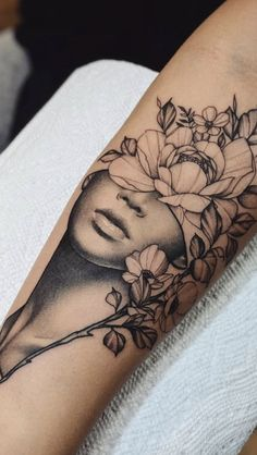 Künstler: Cameron Pohl – – Tattoo ideen – Tattoos And Body Art floral tattoo designs Hand Tattoos, Sexy Tattoos, Body Art Tattoos, Girl Tattoos, Tatoos, Woman Tattoos, Female Tattoos, Woman Face Tattoo, Floral Tattoo Design