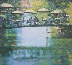 Nicholas Verrall: Lunch on the river