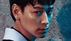 Kang Dong Won Covers High Cut's Vol. 161 + Extra Vol. 160 Spread