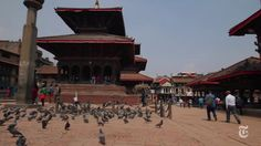 Katmandu's ancient sites were woven into the vibrant social and religious fabric of the city. Made of brick and timber, many of these iconic buildings were l...