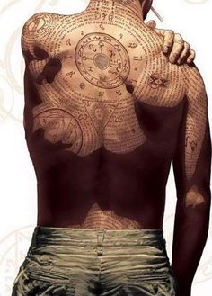 constantine tattoos - Google Search