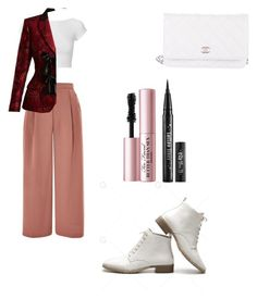 Designer Clothes, Shoes & Bags for Women Too Faced Cosmetics, Helmut Lang, Topshop, Chanel, Polyvore, Shopping, Design, Women, Fashion