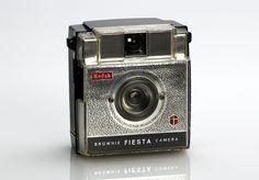 Brownie Fiesta. Kodak. #vintagecamera #classic #film #photography #camera #retro #vintage