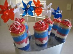 Great Memorial Day Pinterest Recipes, Desserts