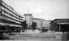 Lichtburg am Bahnhof Gesundbrunnen