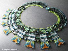 Khepri the Scarab Necklace