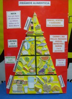 Lamina piramide alimenticia nueva