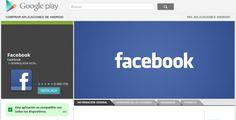 La aplicacion de Facebook para Android llegaría pronto