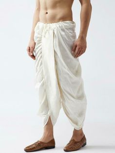 Indian Celebration Men/'s Dhoti Solid Black Color Ethnic Jogger Pant Casual Hippe