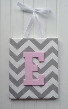 Custom listing Wall Letters Nursery Decor by fabbdesigns on Etsy