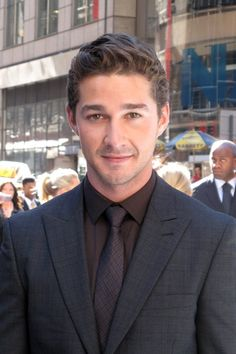 Shia LaBeouf   Is he losing it, or is he just a clever guy having a lot of fun with his own celebrity?
