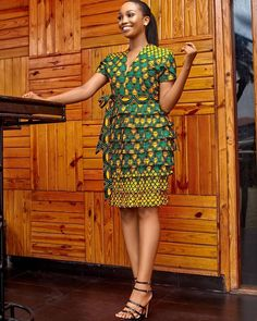 ankara styles pictures,ankara styles gown for ladies,beautiful latest ankara styles,latest ankara styles for wedding,latest ankara styles ovation African Dresses For Kids, Latest African Fashion Dresses, African Dresses For Women, African Fashion Ankara, African Attire, African Style, African Women, Modern African Dresses, African Print Dress Designs