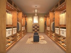 Http://www.closetfactory.com/custom Closets/closet Organizer Galleries/walk In Closets/?imgidu003d8538  | Home Ideas | Pinterest | Custom Closets, Master Closet ...