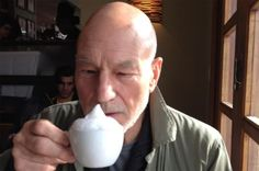 Sir Patrick Stewart Demonstrating The Mooing Accents of Regional Cows Is The Best Thing You'll Hear Today