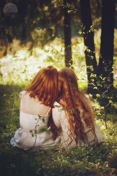 Fotografia Retro, Fairy Oak, Fantasy Magic, Vintage Models, Ginger Hair, Hair Looks, Red Hair, Curly Hair, Redheads