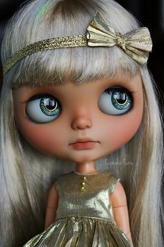 Blythe Doll Goldie by Cupcake Curio