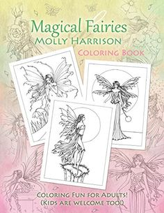 35 Best Fairy Adult Coloring Books Images Coloring Books Coloring